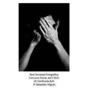 Real sociedad Fotografica 4 clasificada ByN