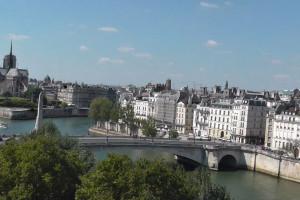 Escribir el río Sena
